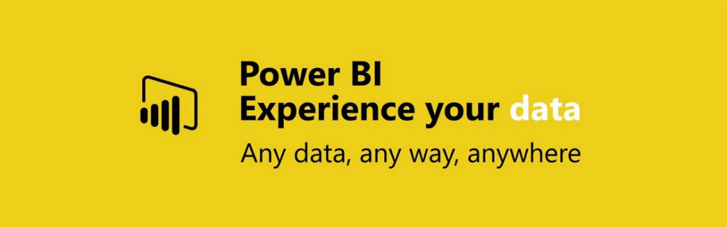 Power bi experience your data