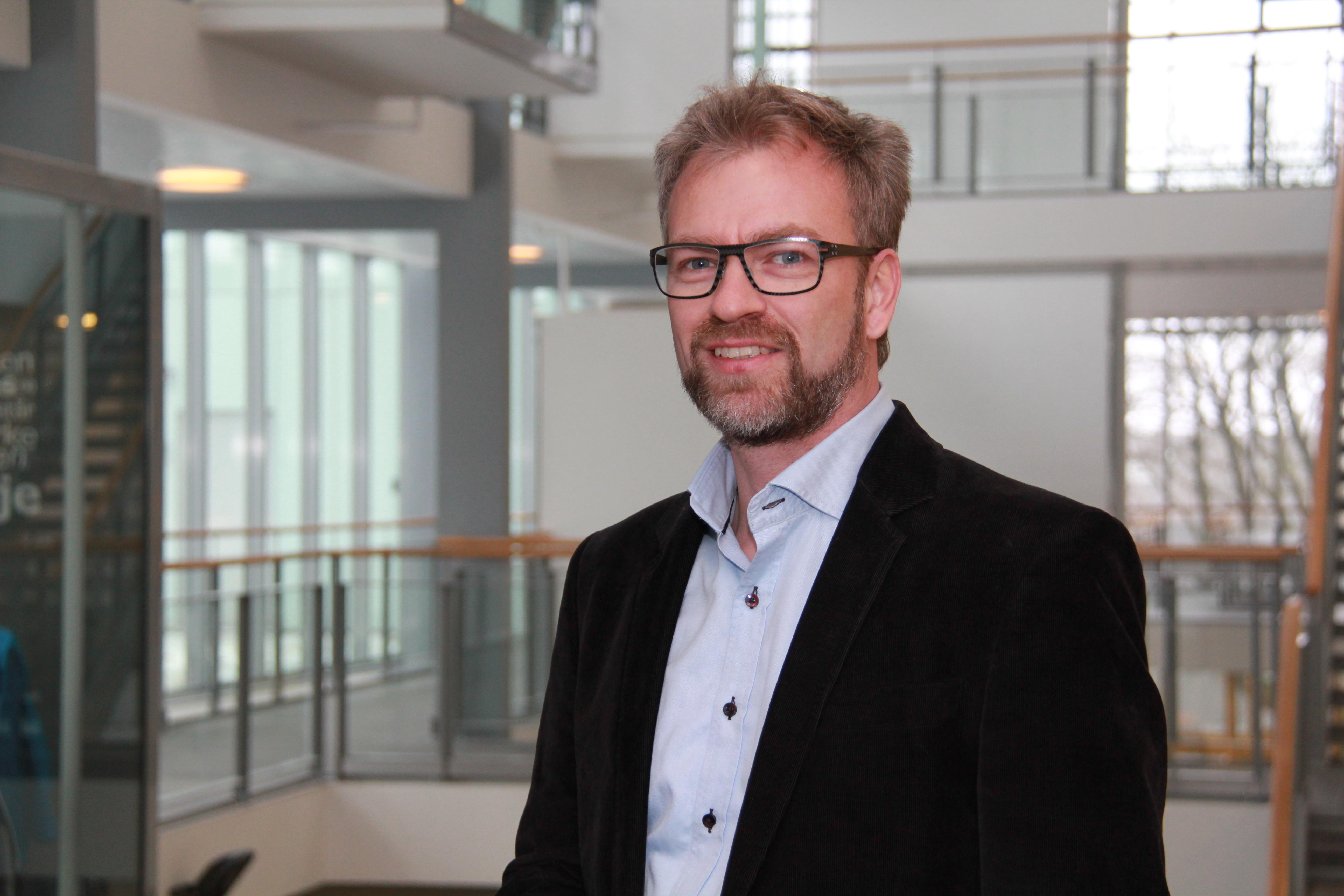 Per Larsen - Direktør og forretningskonsulent
