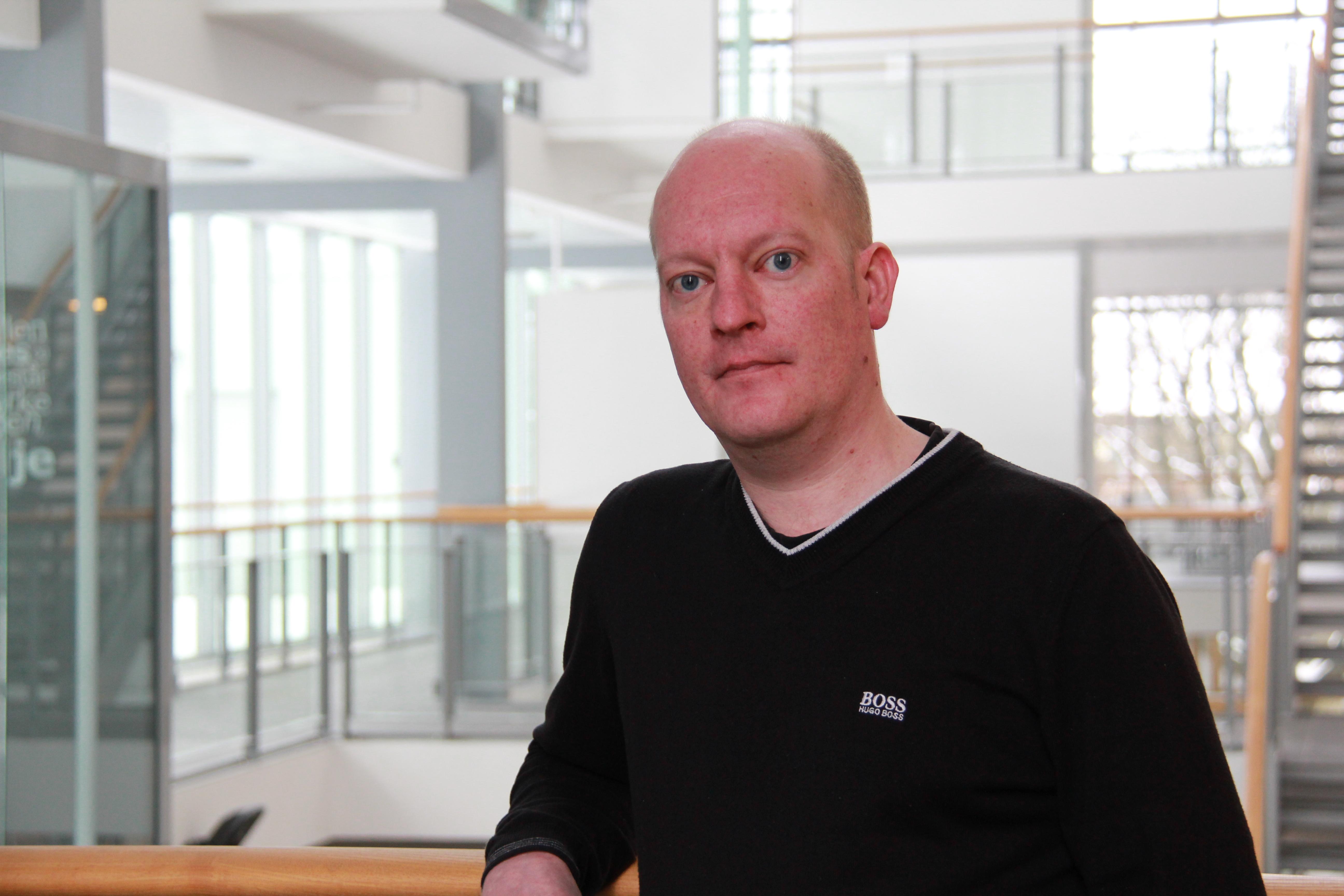 Morten Juel Andersen - Seniorudvikler
