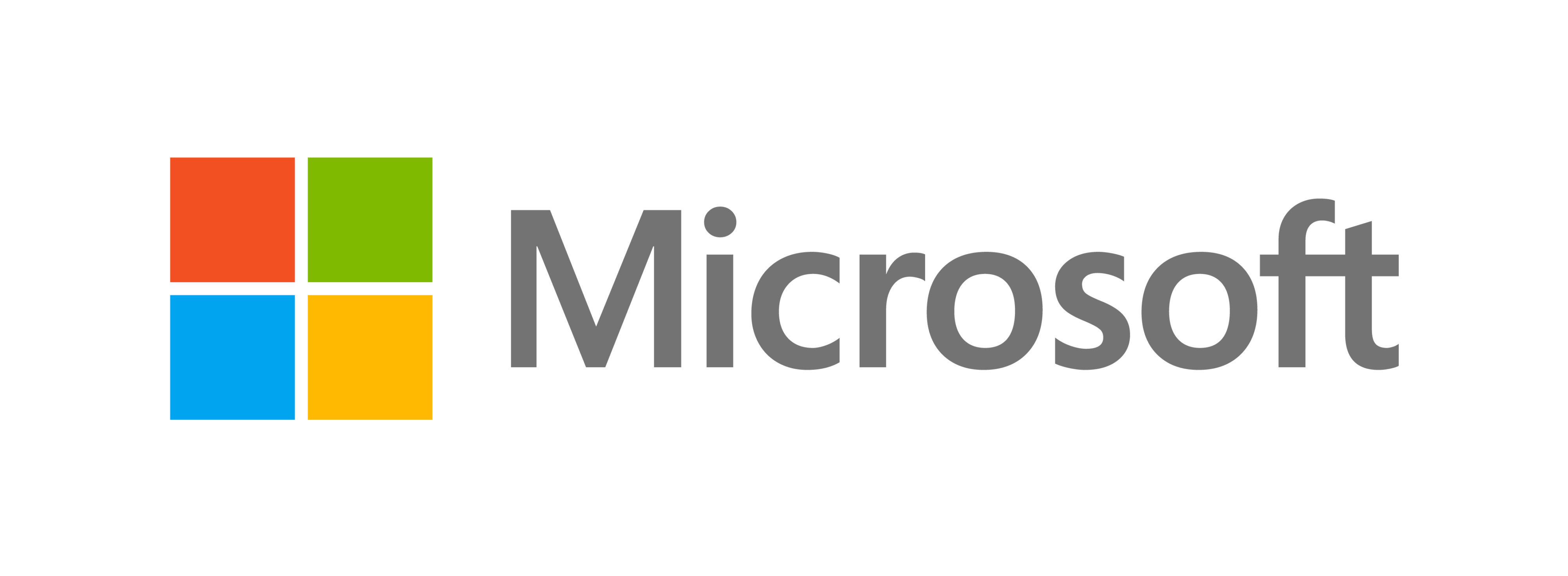Microsoft Logo transperent e