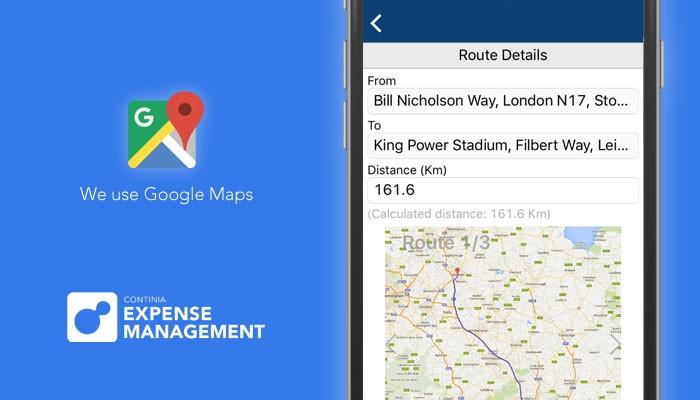 EM google maps