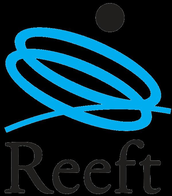 Reeft logo transperant